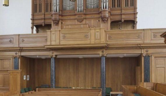 Cavaillé-Coll-orgel (1885), Waalse Kerk, Den Haag